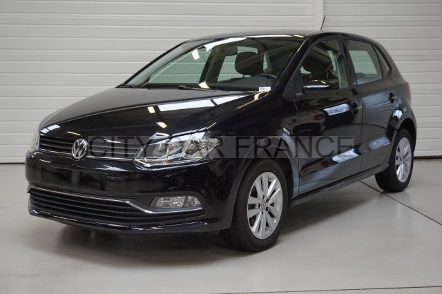 volkswagen polo 1 6 tdi 90ch conforline voiture en leasing pas cher citycar paris. Black Bedroom Furniture Sets. Home Design Ideas