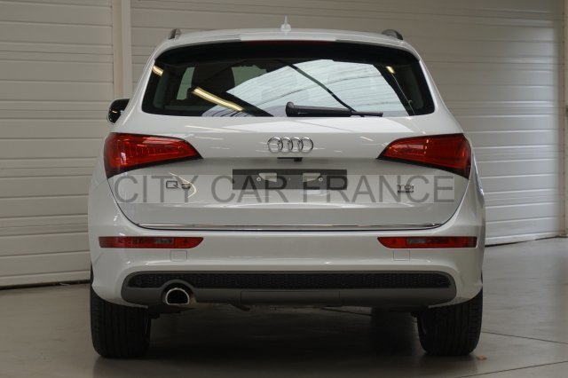 audi q5 quattro s line blanc voiture en leasing pas cher citycar paris. Black Bedroom Furniture Sets. Home Design Ideas