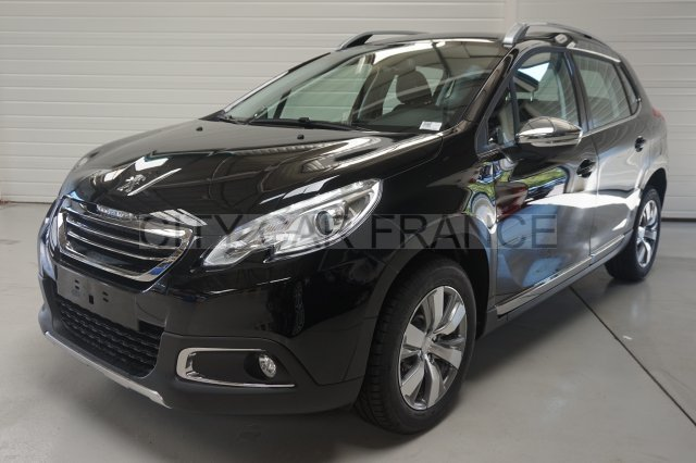 peugeot 2008 1 6 e hdi 92ch fap noire voiture en leasing pas cher citycar paris. Black Bedroom Furniture Sets. Home Design Ideas