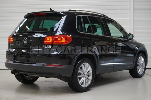 volkswagen tiguan 2 0 tdi 140 fap bluemotion technology sportline 4x2 voiture en leasing pas. Black Bedroom Furniture Sets. Home Design Ideas
