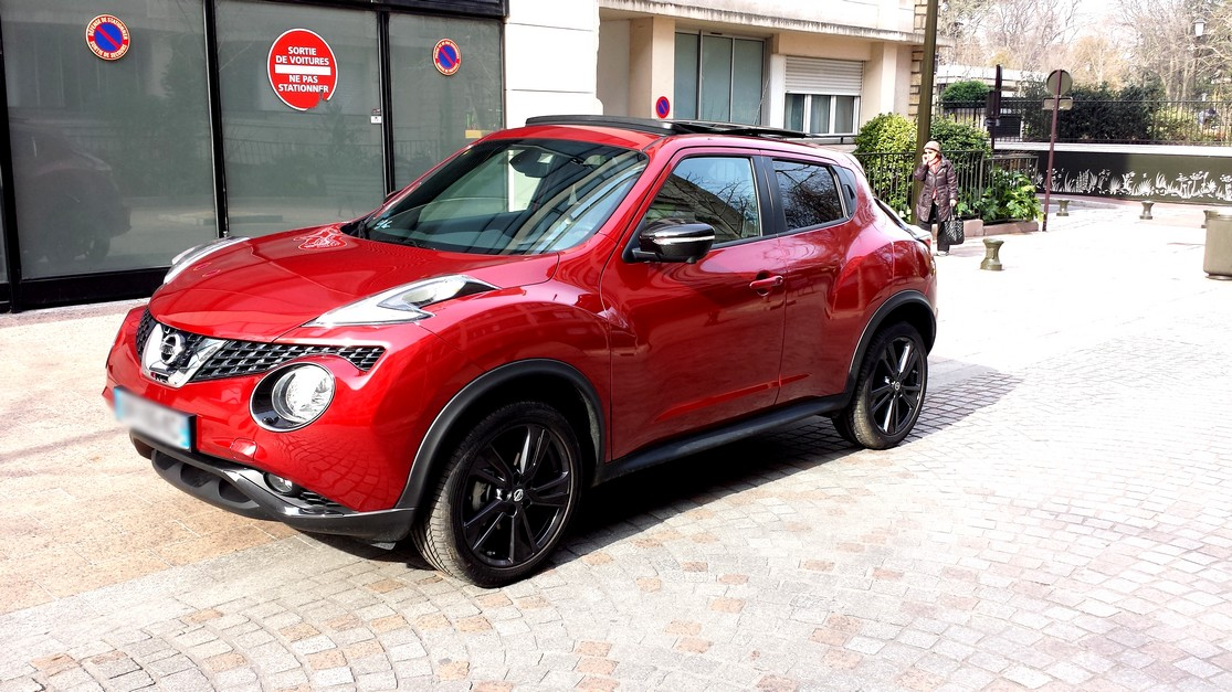 nissan nouveau juke tekna sport 1 5 dci 110ch voiture en leasing pas cher citycar paris. Black Bedroom Furniture Sets. Home Design Ideas