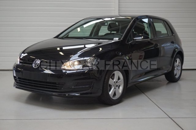 volkswagen golf vii 2 0 tdi 150ch bluemotion confortine noire voiture en leasing pas cher. Black Bedroom Furniture Sets. Home Design Ideas
