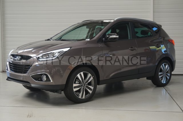 hyundai ix35 1 7 crdi 115ch blue drive creme voiture en leasing pas cher citycar paris. Black Bedroom Furniture Sets. Home Design Ideas