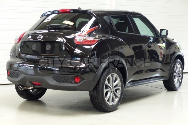 nissan juke dci 110 fap noire voiture en leasing pas cher citycar paris. Black Bedroom Furniture Sets. Home Design Ideas