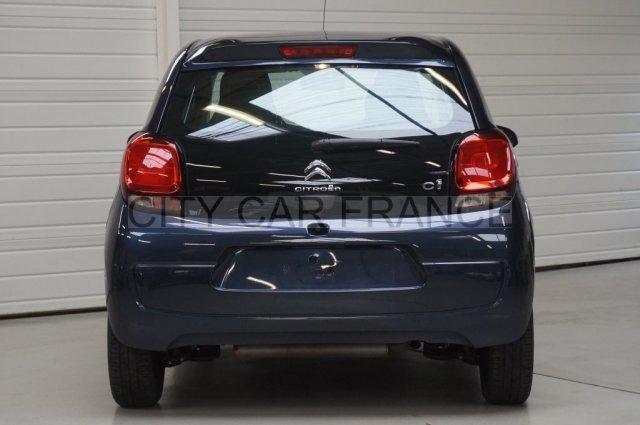 citroen c1 puretech 82ch shine bleue voiture en leasing pas cher citycar paris. Black Bedroom Furniture Sets. Home Design Ideas