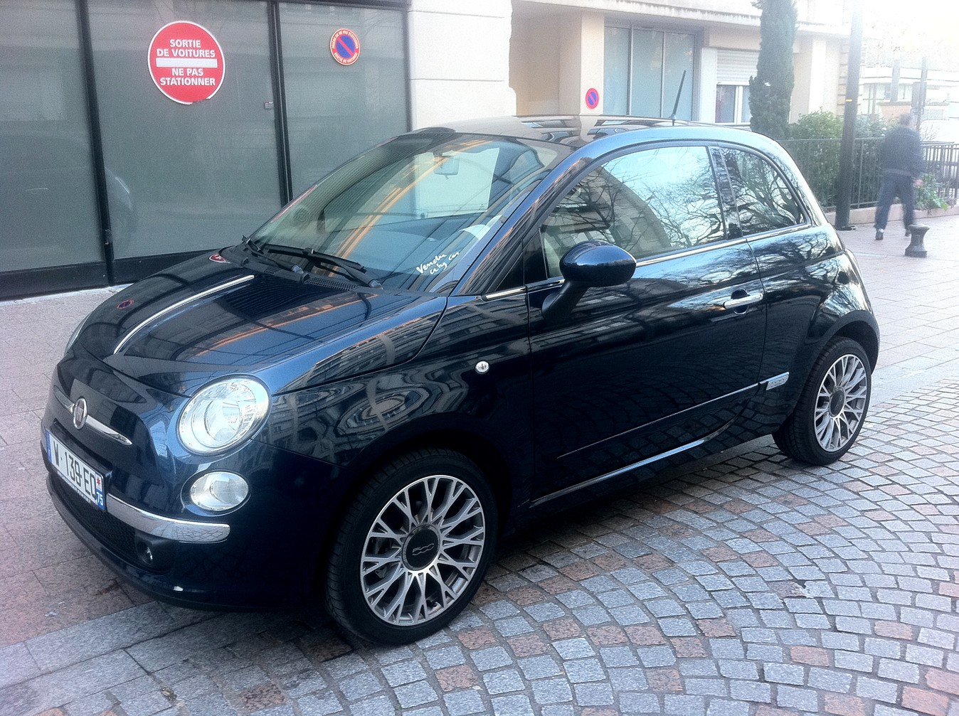 fiat 500 rock 1 2 69ch voiture en leasing pas cher. Black Bedroom Furniture Sets. Home Design Ideas