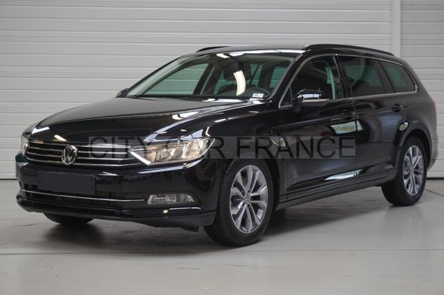 volkswagen passat sw 2 0 tdi confortline dsg6 voiture en leasing pas cher citycar paris. Black Bedroom Furniture Sets. Home Design Ideas