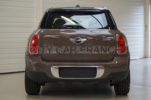mini countryman 122ch cooper pack chili brun   voiture en