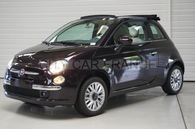 fiat 500 1 2 s gris voiture en leasing pas cher. Black Bedroom Furniture Sets. Home Design Ideas