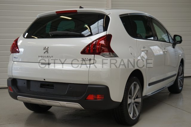 peugeot 3008 1 6 bluehdi blanc voiture en leasing pas cher citycar paris. Black Bedroom Furniture Sets. Home Design Ideas