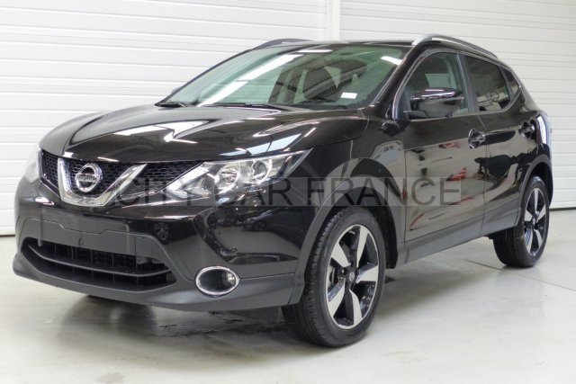 nissan qashqai 1 6 dci 130 noir voiture en leasing pas. Black Bedroom Furniture Sets. Home Design Ideas