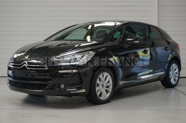 citroen ds5 hdi 160 ch so chic noire voiture en leasing pas cher citycar paris. Black Bedroom Furniture Sets. Home Design Ideas