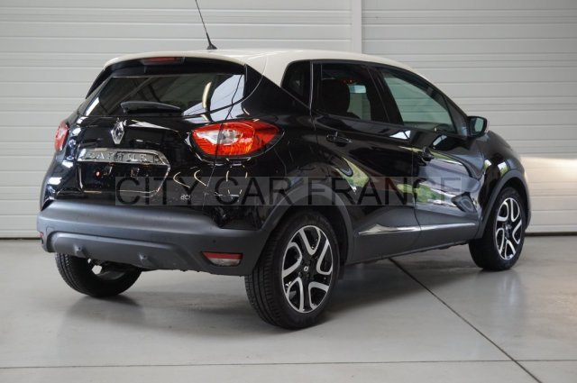 renault captur dci 90 noire voiture en leasing pas cher citycar paris. Black Bedroom Furniture Sets. Home Design Ideas