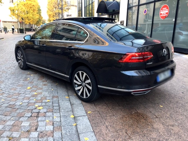 volkswagen passat carat exclusive dsg voiture en leasing pas cher citycar paris. Black Bedroom Furniture Sets. Home Design Ideas