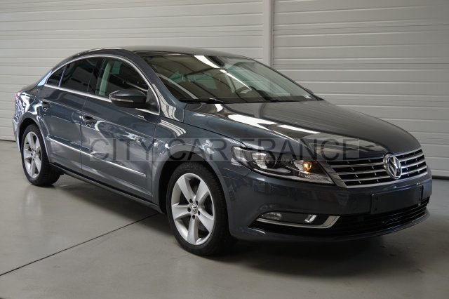 volkswagen cc 2 2 tdi 140ch fap bluemotion technology grise voiture en leasing pas cher. Black Bedroom Furniture Sets. Home Design Ideas