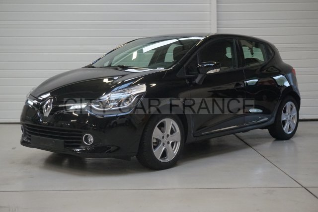 renault clio intens rlink voiture en leasing pas cher citycar paris. Black Bedroom Furniture Sets. Home Design Ideas