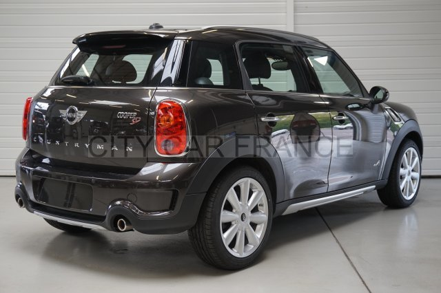 mini countryman 143ch cooper s pack red hot chili gris. Black Bedroom Furniture Sets. Home Design Ideas