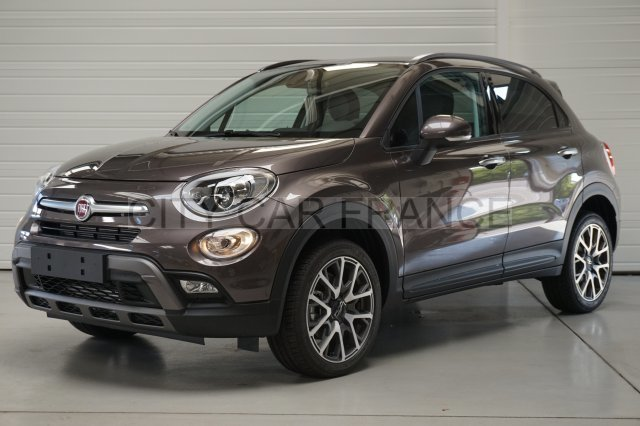 fiat 500x multijet 140ch 4x4 cross bronze   voiture en