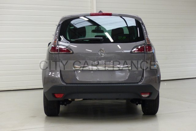 renault scenic iii dci 110 energy fap gris voiture en leasing pas cher citycar paris. Black Bedroom Furniture Sets. Home Design Ideas