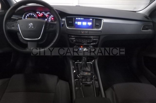 PEUGEOT  508 1.6.HDI 120CH ALLURE EAT6