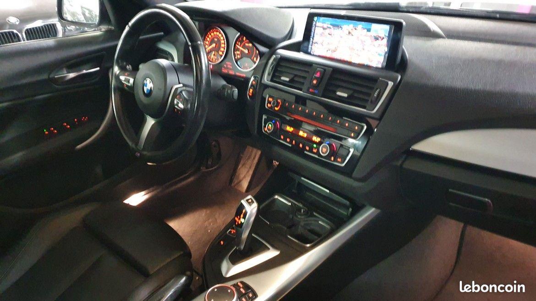 BMW SERIE 118D BVA PACK M SPORT 15