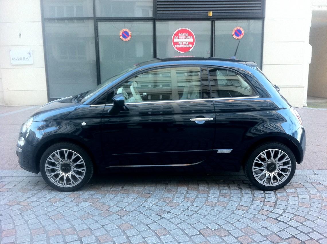 FIAT  500 ROCK 1.2 69CH