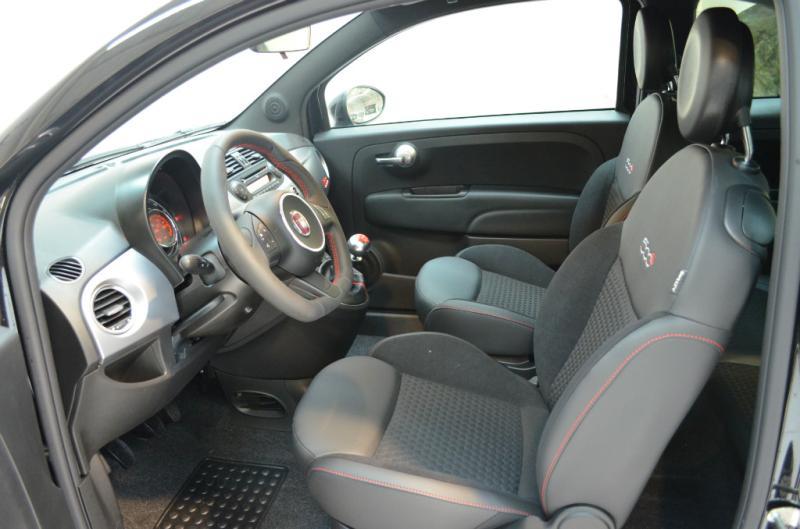 FIAT  500 1.2 S NOIR