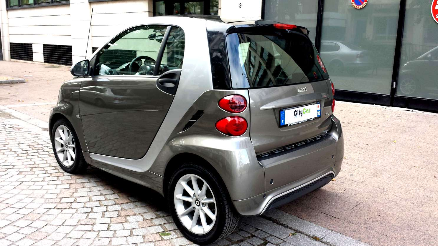 SMART FORTWO MHD 71CH