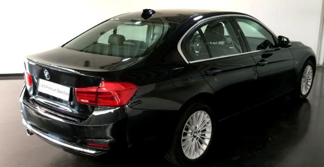 BMW SERIE 320D LUXURY 190CH BVA