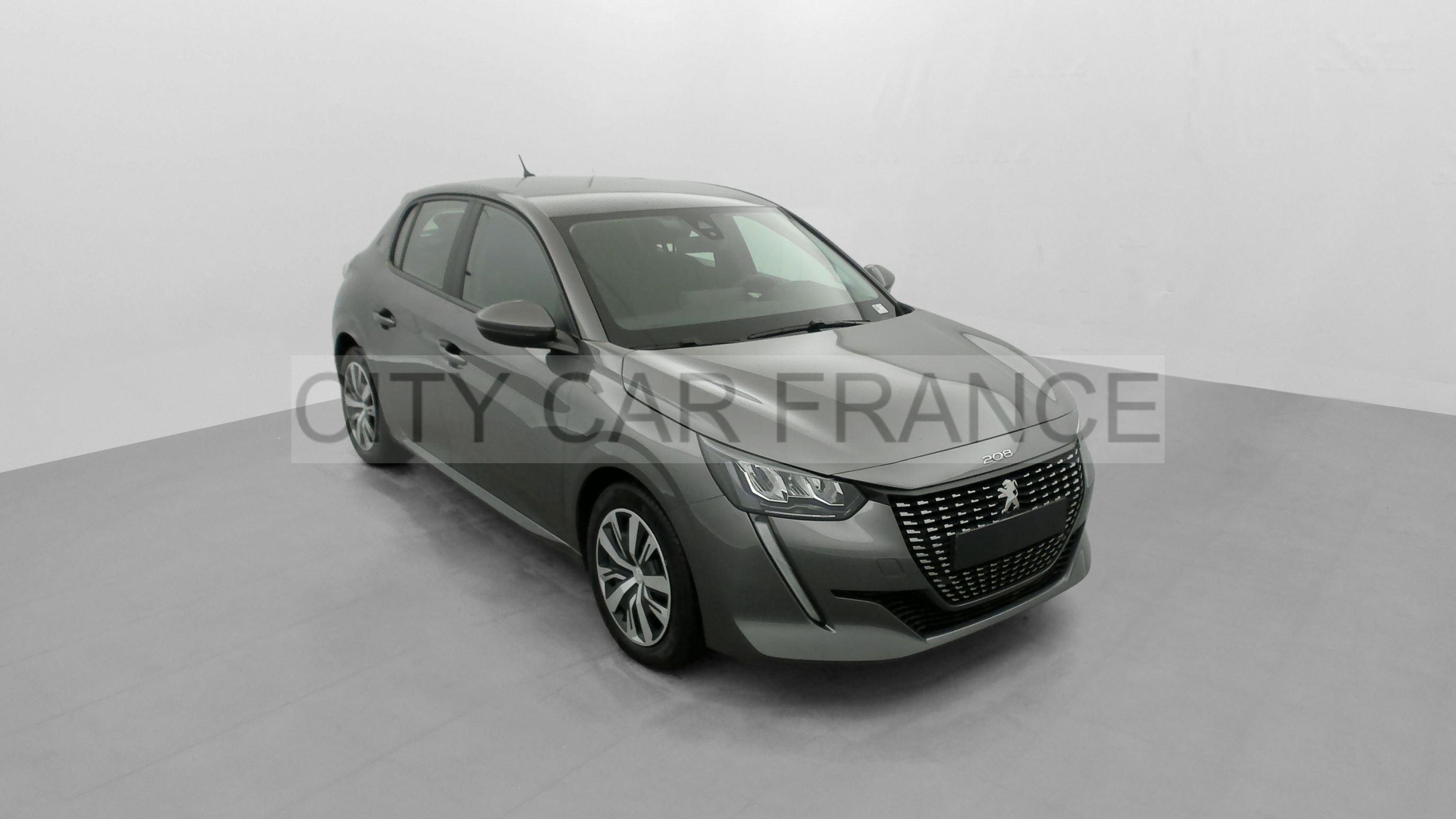 PEUGEOT 208 PURETCH 100 SS BVM6 ACTIVE