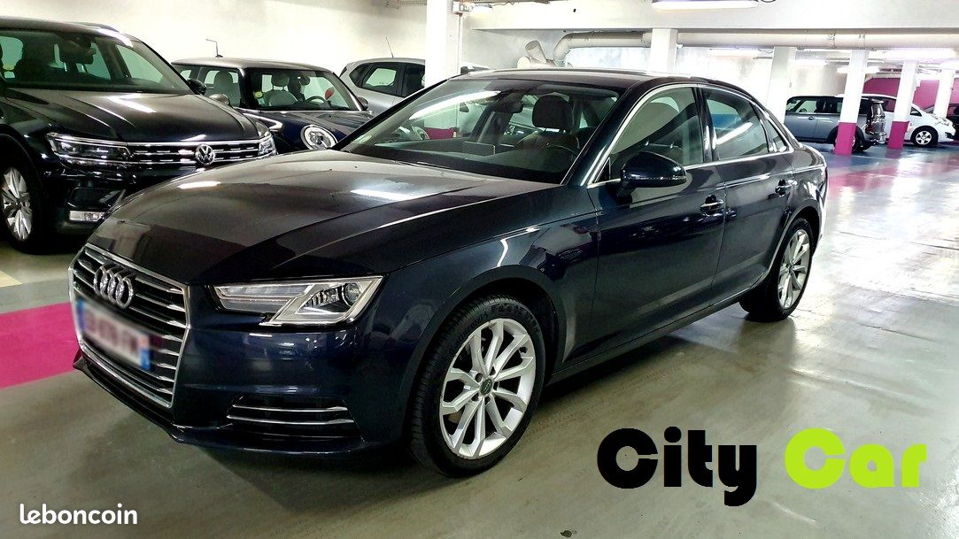 AUDI A4  Ambition Luxe 2.0 TDI 150 BVA