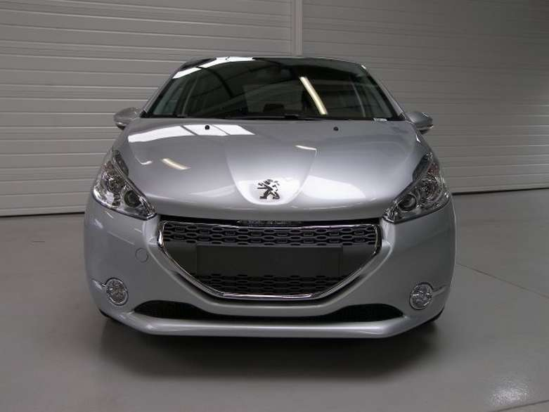 PEUGEOT 208 1.4 HDI 68CH ACTIVE GRISE