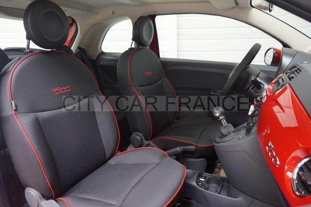 FIAT  500 1.2 8V 69CH LOUNGE DUALOGI
