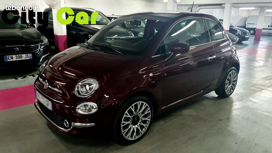 FIAT  500 STAR 1.2 LOUNGE 69CH ROCKS