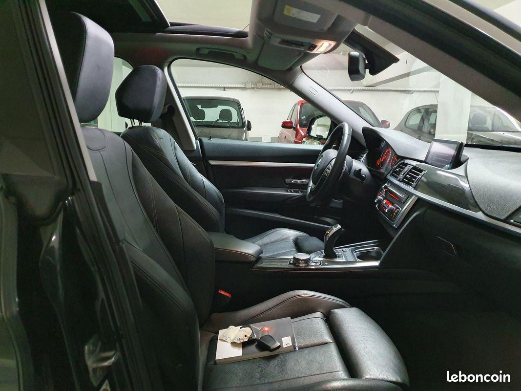 BMW SERIE 3GT LUXURY 184CH