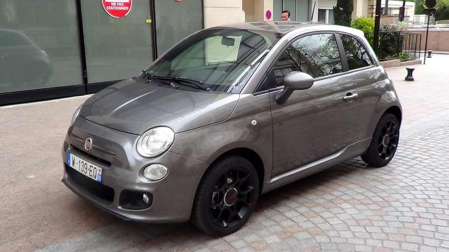 FIAT  500 1.2 S GRIS