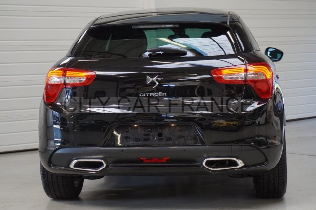 CITROEN DS5 HDI 160 CH SO CHIC NOIRE