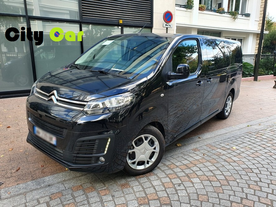 CITROEN VAN SPACETOURER 180CH LONG EAT